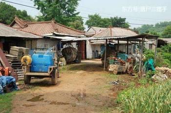 至今真实的韩国农村,依旧贫穷脏乱差