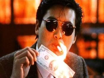 90年代,香港男影星影响力排名