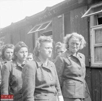 》一书中披露,德国女性对犹太人大屠杀的参与程度也远超人们的想