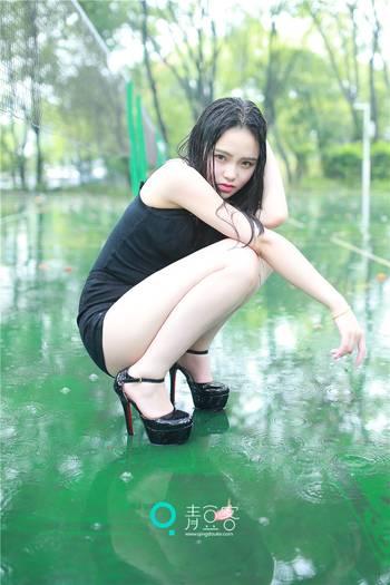 写真女神佩佩Cassie性感女人图片 大胆美女人体艺术 ...