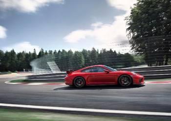 动情怀的延续,2018款保时捷911 GT3