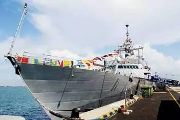 南海舰队基地开放日 零距离接触军舰 湛江北海三天 299图片