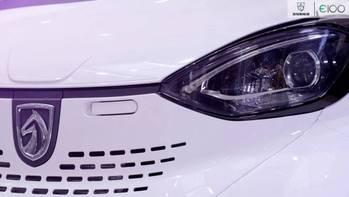 大家都对宝骏 E100 电动汽车充满兴趣 它们马上要在南宁落地啦高清图片