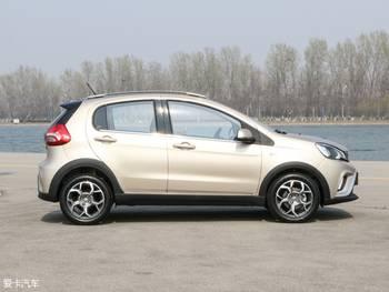 吉利远景X1参数配置怎么样5万远景X1上市SUV尺寸图片