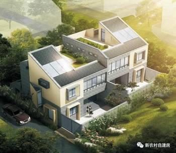 10套北方农村平房设计图,带院子,25万内含造价表