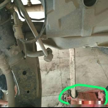 给汽车换了新的离合器三件套,七个月不到竟然又要换新的了图片