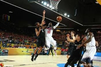 世界杯预选赛中国男篮分组出炉,若非东道主出线都难