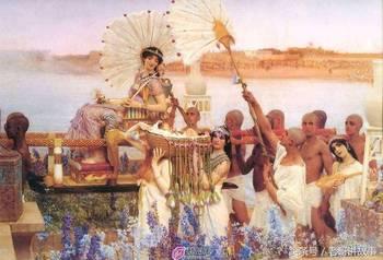 古埃及王朝最后一任女法老 埃及艳后 死因谜团图片