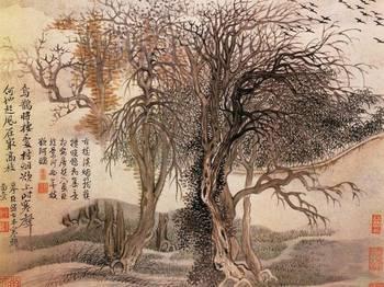 古代水墨画作品欣赏