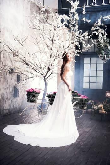 12星座的婚纱照,美呆了
