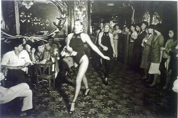 老照片 直击80年代的中国, 深圳夜总会第一代陪侍女郎长相惊人