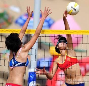 三项重磅沙滩排球赛事落户江苏 南京将致力打造世界排球之都