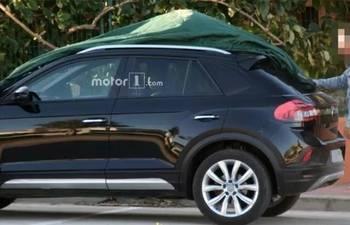 百家车谈 一汽大众的第一款SUV长这样高清图片
