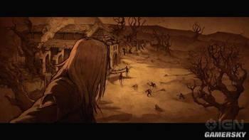 暗黑破坏神3死灵法师开场动画 新职业将登场
