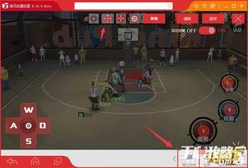 街篮怎么在电脑上玩 街篮电脑版教程_hao123