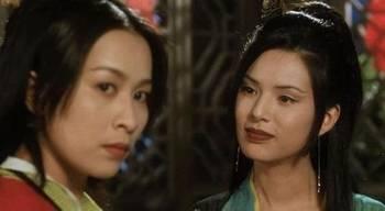 刘嘉玲原来年轻时也是美女,颜值巅峰应在周星驰大内密探里图片