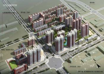 太原南站东延线出规划了 延线5证盘终于畅通