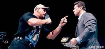 WWE六对传奇巨星之间的恩怨,猛兽布洛克与送葬者的传奇对决