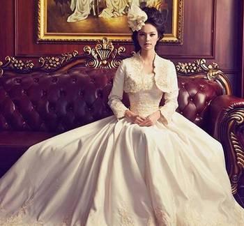 2017年流行的婚纱摄影风格