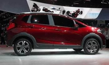 本田WRV小型SUV上市价格 最便宜本田SUV价格9万
