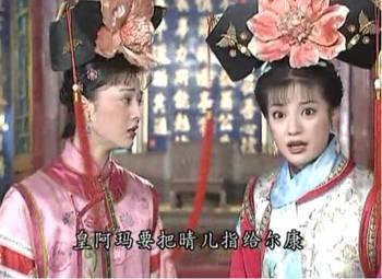 还珠格格 中紫薇对金锁说的一句话,可以看出她是一个绿茶婊