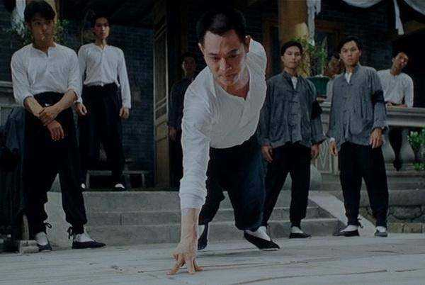 李连杰十佳经典动作电影,每一部都看得血脉喷张