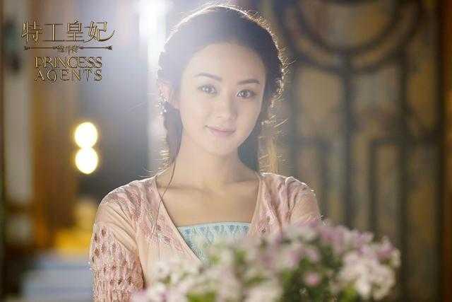 赵丽颖出演的所有古装剧,最经典的还是花千骨