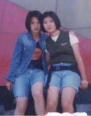 明星少时照片大猜想, 小时候被人称为姐们, 长大后却被叫哥们!
