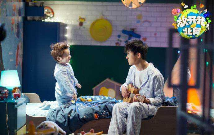 TFBOYS易烊千玺参加综艺节目 变奶爸?