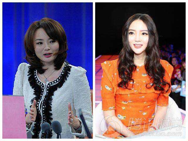 别人整容是换脸,但是这位明星整容是换头,从大妈到美少女!