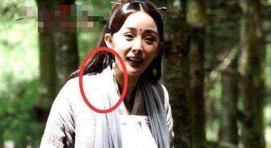 《三生三世十里桃花》那些你没发现的穿帮镜头,杨幂多庆幸,不然赵又廷被压死了