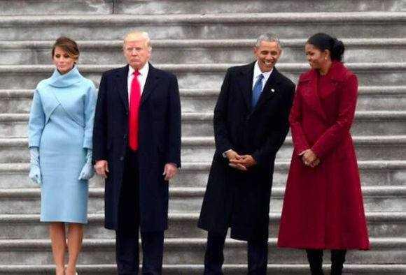 白宫退休老干部的日常...彻底放飞了自己!