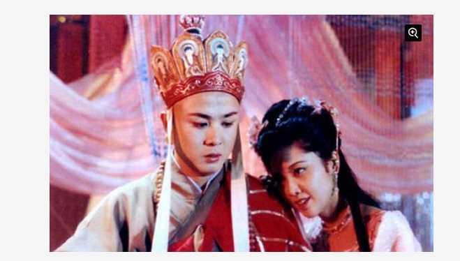 赵丽颖在《女儿国》女王造型曝光,但与经典相差太大! 网友:这演的是丫鬟么?