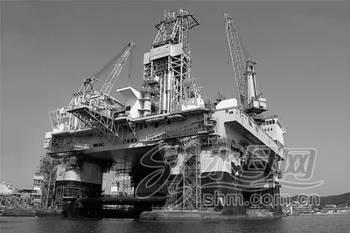 """蓝鲸系列钻井平台 烟台造世界最先进""""大国重器"""""""