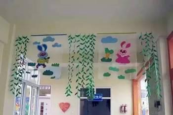 幼儿园春季开学手工吊饰环创,幼师必备!