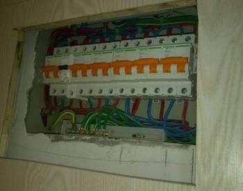 例如空调,冰箱这类大功率的产品就需要强电来支持.