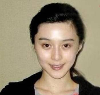 范冰冰素颜照真实曝光,虽然拿了影后,冯小刚还是看不起她