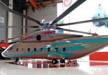 中俄合作大飞机项目亮相:以后直升机战斗机都能一起