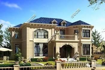 6套2层农村别墅,都说第2套设计最好,为啥却抢着建第5套?