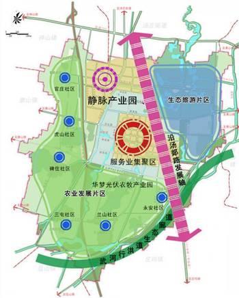 作为工农重镇,全国重点镇,山东省省级示范镇,罗庄区褚墩镇根据自身