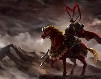 战神三国_三国历史真相:你所不知道的三国战神吕布,其实并没有三个干爹!