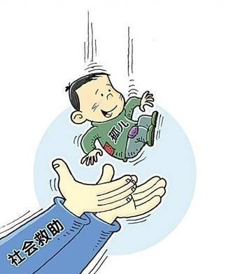 潍坊为孤儿及困境儿童发基本生活费