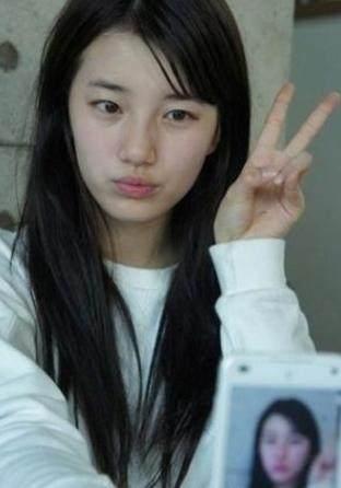李敏镐女友秀智,被称为国民初恋