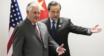 tillerson meets with chinese counterpart — could north korea mi