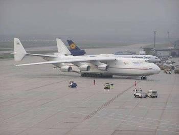 英媒: 中国将与乌克兰合作研制世界上最大飞机, 意义非常重大!