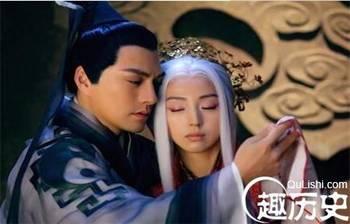 王重阳与林朝英本身是情侣为何会成为怨偶图片