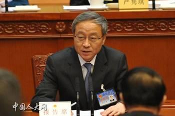 财政部副部长张少春 资料图
