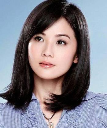 什么发型适合圆脸_圆脸适合什么短发发型-