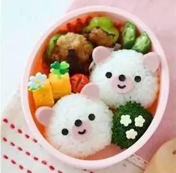 幼儿春游食品的图片