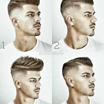 短式undercut发型图分享展示